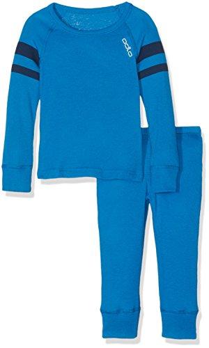 Odlo 192079 Ensemble de Sport Garçon, Directoire Blue, FR : 3 Ans (Taille Fabricant : 92)