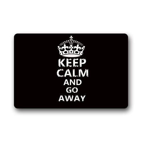 Doormat No.01 Custom Lavable Felpudo Keep Calm and