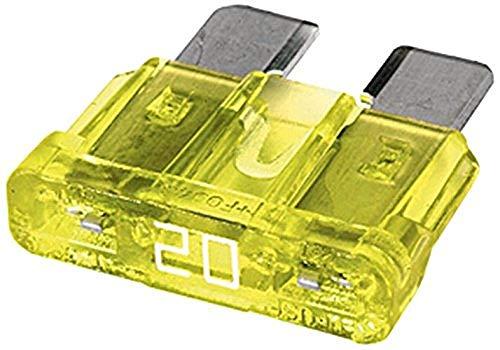 HELLA 8JS 711 688-821 Sicherung - ATO - 20A - beige/gelb - Menge: 5