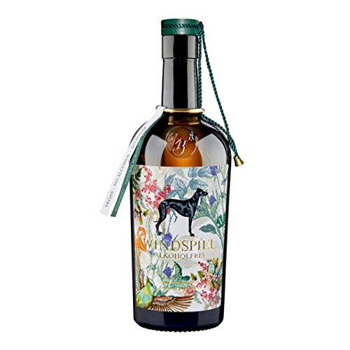 Windspiel Alkoholfrei 0,5 Liter vegan und Zuckerfrei aus der mehrfach ausgezeichneten Windspiel Gin-Manufaktur perfekt im Mix mit Windspiel Dry Tonic Water aus der Eifel