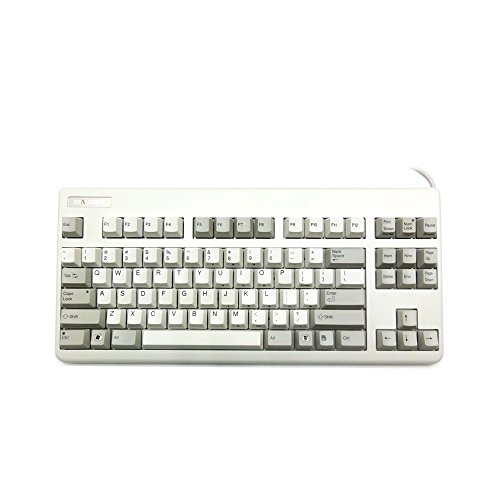 Realforce 87U Tenkeyless 55g (White/Gray)