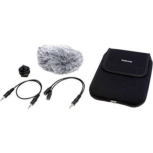 Tascam AK-DR11C - Set di accessori per Videocamere e Macchine Fotografiche Digitali serie DSRL oppure DR-05, DR-07MKII, DR-22WL, DR-40, DR-100MKII