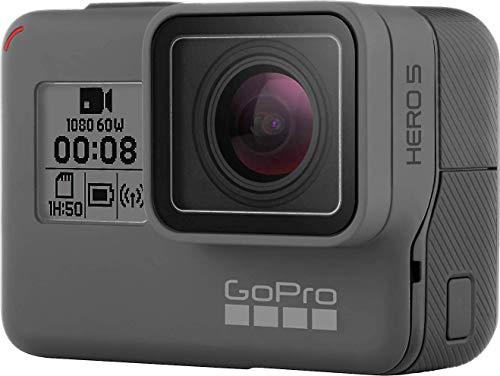 GoPro HERO5 Black Waterproof Digital Action Camera Power Bundle (with Extra Battery)