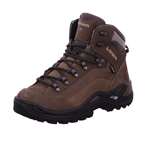 Lowa Renegade GTX Mid Wide Women Größe UK 8,5 Stein