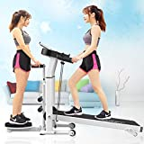 Soul Case Professional Treadmills Smart Digital Folding Treadmill Easy Assembly Folding Treadmill with Wide Treadmill Belt & Device Holder for Home & Gym Cardio Fitness Installation-Free