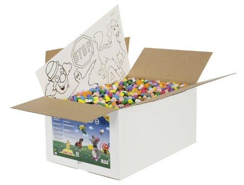 fischer TiP Refill Box XXL, Bastelset, für Kinder ab 3 Jahre - 49115
