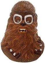 OKSLO Star wars chewbacca sculpted ceramic cookie jar