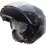 Caberg Casco de Moto Modular Levo Negro Mate Tamano L