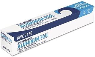 BWK7136 - Extra Heavy-Duty Aluminum Foil Roll, 18quot; X 1000 Ft, Silver
