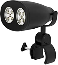 Grill light for Barbecues -10 Ultra Bright LED Lights-Durable Waterproof BBQ Grill Light-Easy To Set UP-Outdoor Accessory For Gas,Charcoal and Electric Grills