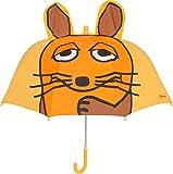 Playshoes 3D Regenschirm Die Maus Kleidung, Gelb, Original Mädchen
