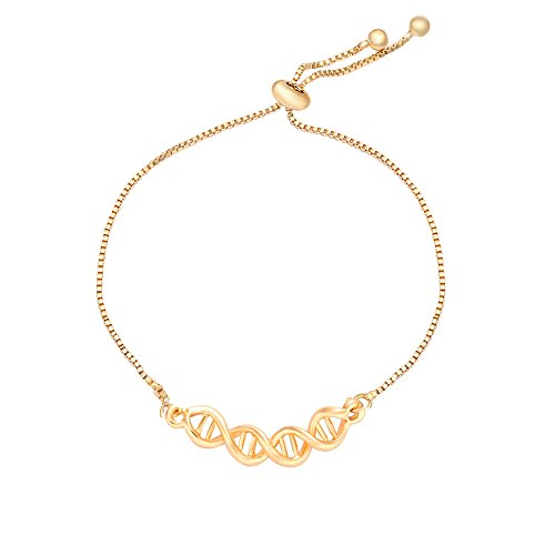 Spiral DNA Bracelet