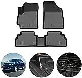 Alfombrillas de coche para Chevrolet Trax 2019, alfombrillas de coche impermeables antideslizantes y resistentes al desgaste accesorios interiores
