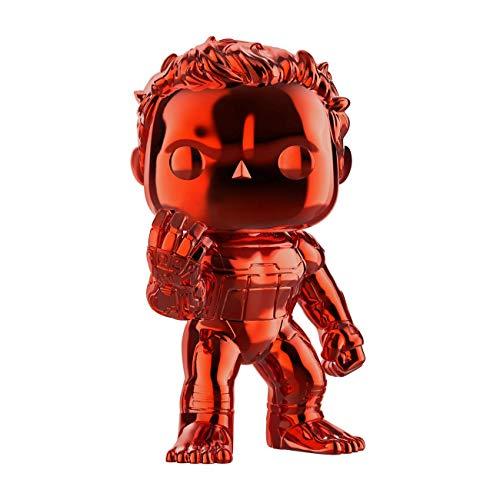 Funko Pop! Marvel: Avengers Endgame - Hulk Red Chrome Bobble-Head