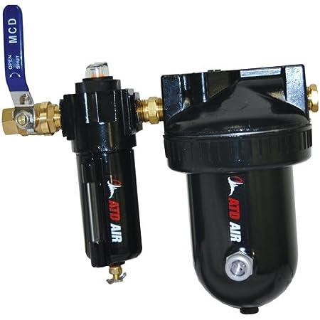 ATD Tools 7880 2-Stage Desiccant Dryer System