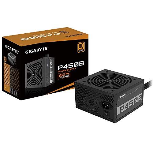 Gigabyte GP-P450B (80 Plus Bronze Certified, Quiet Fan, Active Power Protection, Power Supply)