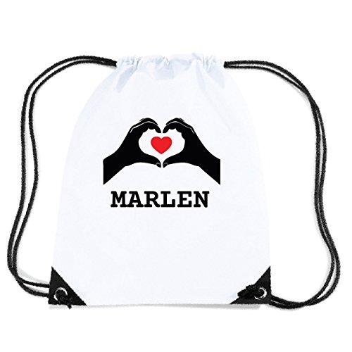 JOllify Marlen Turnbeutel Tasche GYM5725 – Design: Hände Herz