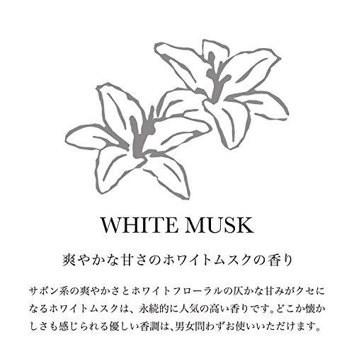 ノルコーポレーションJohn'sBlend車用芳香剤クリップディフューザーOA-JON-20-1ホワイトムスクの香り18ml