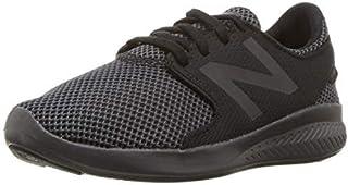 New Balance Boys' Coast V3 FuelCore Running Shoe Black/Magnet 10.5 M US Little Kid [並行輸入品]