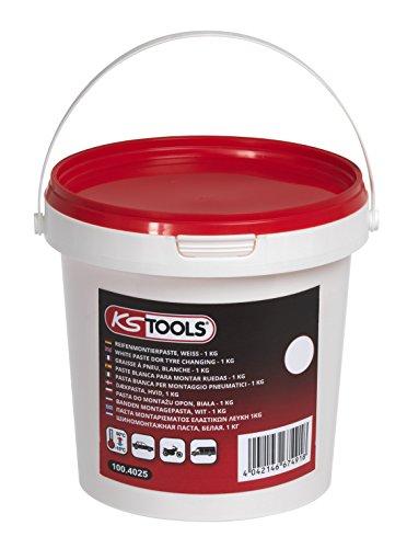 Cubo de grasa para neumáticos, color blanco, blanco, 100.4025