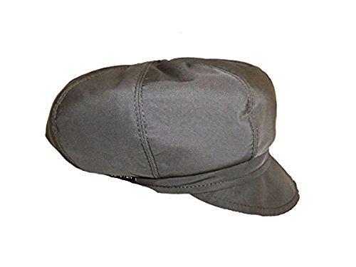 Preisvergleich Produktbild Seeberger Damen Schildmütze Goretex Gr.: 56 006197-09006-8110 Darkbrown