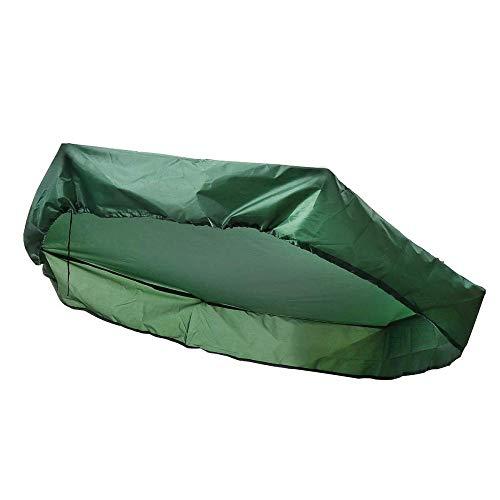 Eastbride Resistente al Polvo Anti-UV para Sofa de Jardin,Cubierta de Pozo de Arena Hexagonal, Cubierta de Piscina con protección UV-180 * 150cm,Resistente Anti - UV Funda Muebles Patio