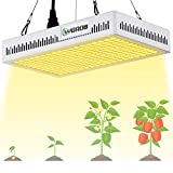 YGROW 600W LED Grow Light Full Spectrum,Update Light Plant Bulbs...