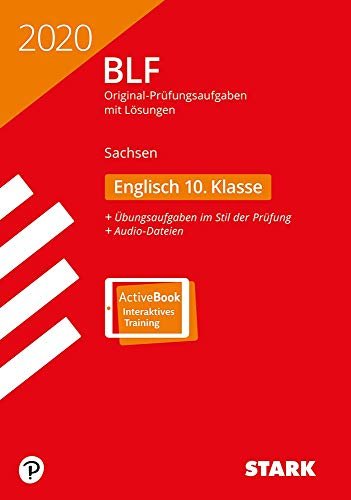 STARK BLF 2020 - Englisch 10. Klasse - Sachsen
