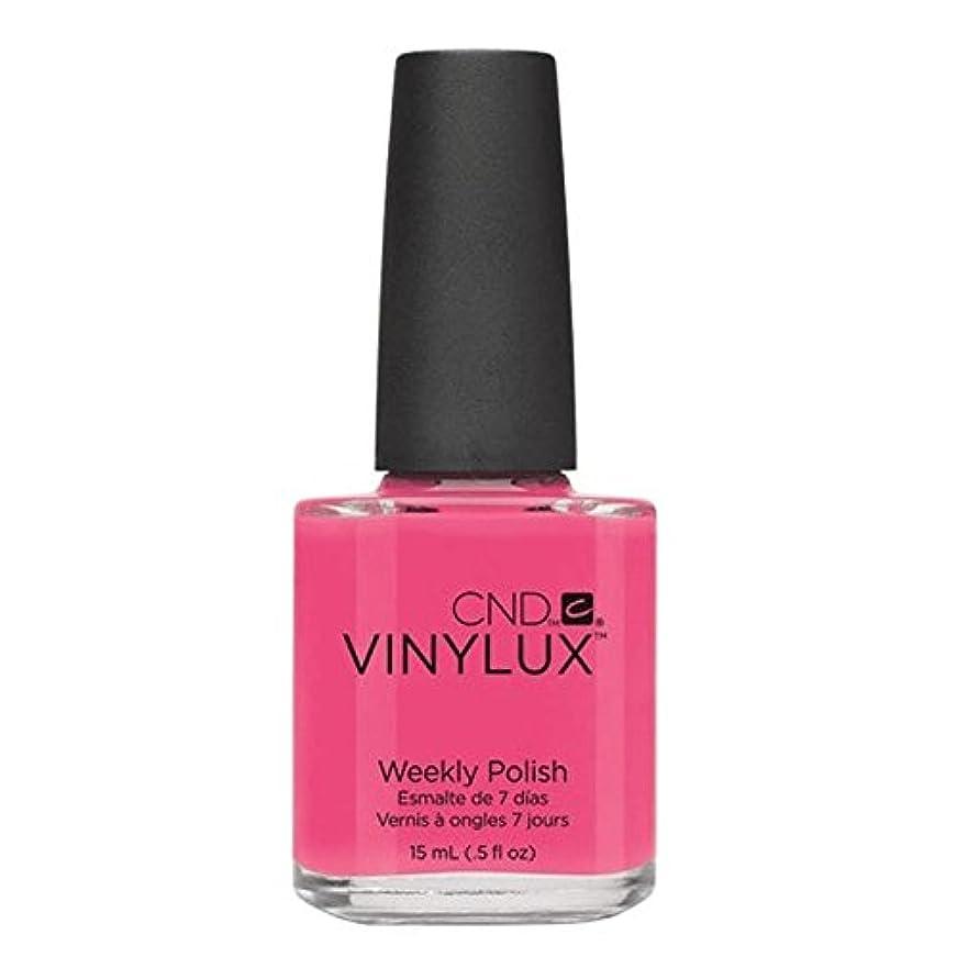 八百屋落とし穴バルブCND Vinylux Manicure Lacquer _ Pink Bikini  #134 _15ml (0.5oz)