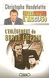 ENLEVEMENT DU BARON EMPAIN