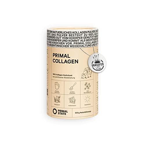 Primal State Hydrolysat Peptide Bild