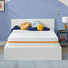 Simmons - Gel Memory Foam Mattress - 12 Inch, Queen Size, Plush Feel, Motion Isolating, Moisture Wicking Cover, CertiPur-US Certified, 100-Night Trial