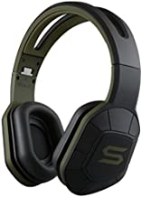 Soul Combat+ Ultimate Active Performance Over-Ear Headphones (Army Green WPK special edition)