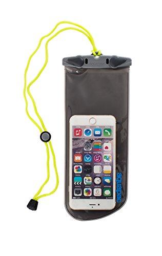 Aquapac waterdichte tas Medium Phone GPS, blauw-transparant, 235 x 118 x 1 cm, 0,01 liter, 124