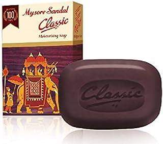 Mysore Sandal Classic Moisturising Soap 75 Gm(Pack Of 6)