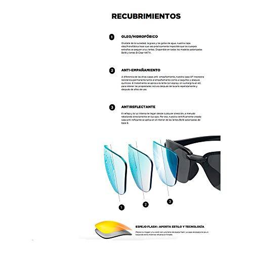 Product Image 4: bollé Sport Sunglasses Lightshifter Matte White Phantom Court