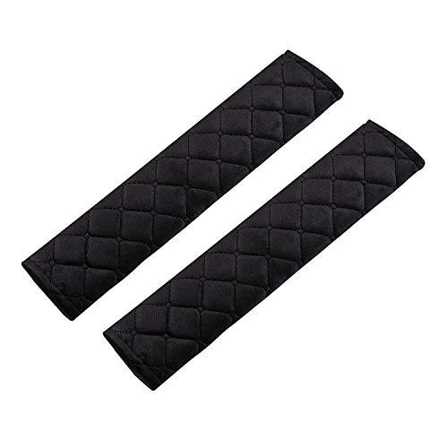 URAQT Protector Cinturon Coche, 2pcs Almohadilla Cinturon Coche, Almohadilla del...