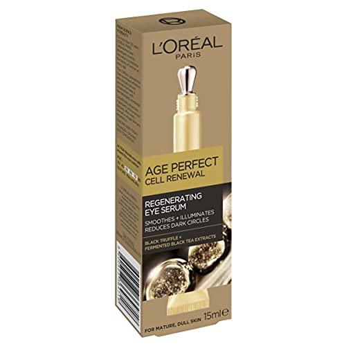 L'Oréal Paris Age Perfect Cell Renewal Regenerating Eye Serum 15ml