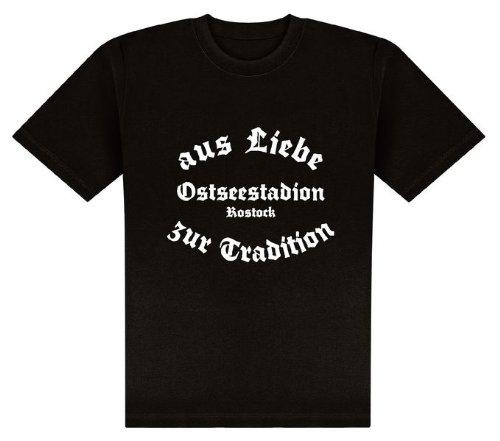 World of Football T-Shirt Rostock Ostseestadion - XXL