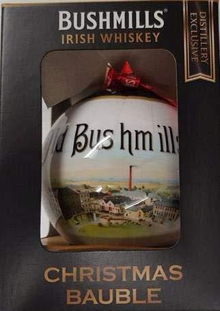 Bushmills Christmas Bauble (bevat geen whisky)