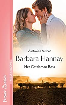Her Cattleman Boss by [Barbara Hannay]