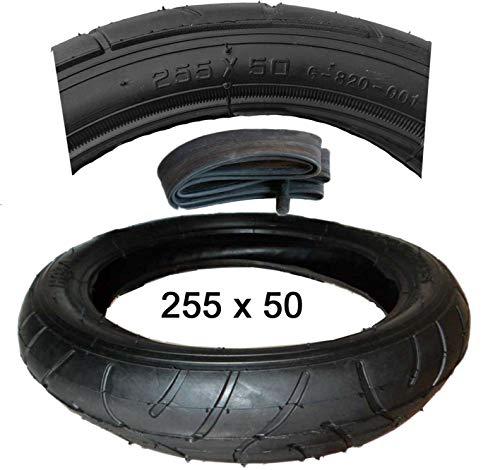 Reifen + Schlauch 255 x 50 mit AV Ventil