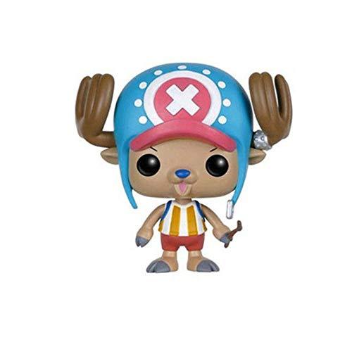 Funko - Pop One Piece Figure Monkey.D.Luffy Portgas D.Ace Trafalgar.Law Collezione Tony Chopper Action Toy per Bambini Regalo di Natale-OPP-99