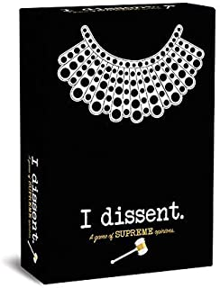 I Dissent - A Game of Supreme Opinions