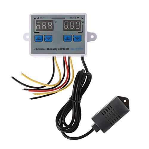SweetWU - Controlador de humedad digital para termostato (10 A)