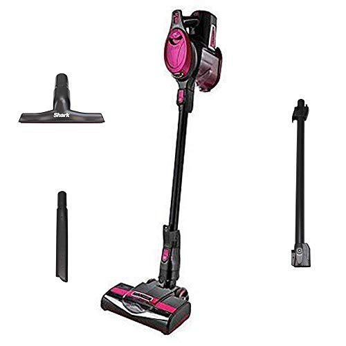 Shark Rocket Ultralight Upright Swivel Fuchsia Vacuum (Renewed)