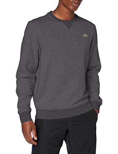 Lacoste SH1505 Sweater, Bitume Chine/Graphite SOM, Small 42-44 Homme