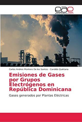 Emisiones de Gases por Grupos Electrógenos en República Dominicana