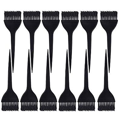 12 Pack Hair Dye Brushes, Coloring Tint Applicator, Hair Coloring Dyeing Brush Kit