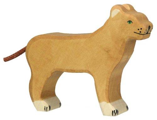 Holztiger - 80140 - Figurine - Lionne